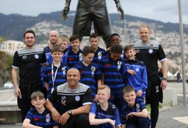 Bem Sucedido Torneio de Futebol* for Sheffield Wednesday Academy thumbnail image