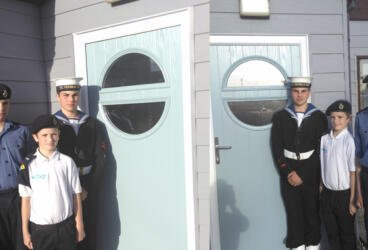 New Door for Sea Cadet Centre thumbnail image