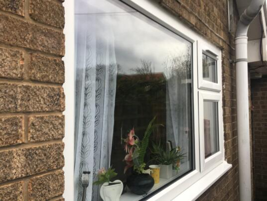 Ad-Hoc window replacement delivered using same disciplines as planned maintenance programmes