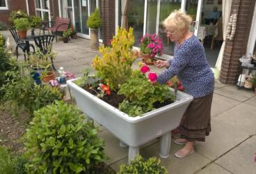 Happy Gardening at Shepway DC thumbnail image