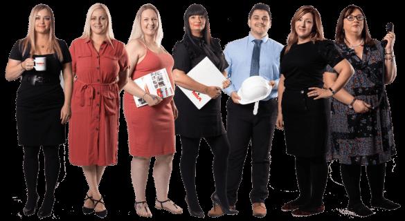 Customer Service Support Team