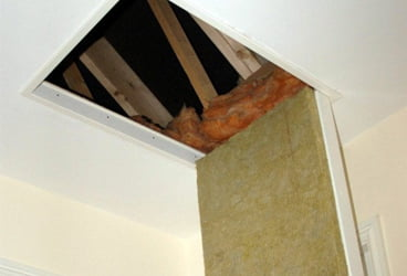 Fire rated loft hatches added to safety measures by social housing landlords thumbnail image